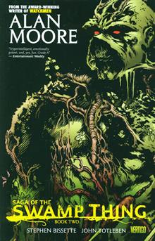 SAGA OF THE SWAMP THING TP BOOK 02 (MR)