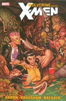 WOLVERINE AND X-MEN BY JASON AARON PREM HC VOL 02