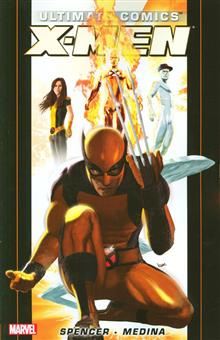 ULTIMATE COMICS X-MEN BY NICK SPENCER TP VOL 01