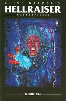 HELLRAISER MASTERPIECES TP VOL 02 (MR)