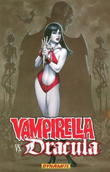 VAMPIRELLA VS DRACULA TP