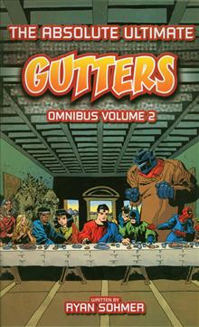 GUTTERS ABSOLUTE COMPLETE OMNIBUS HC VOL 02