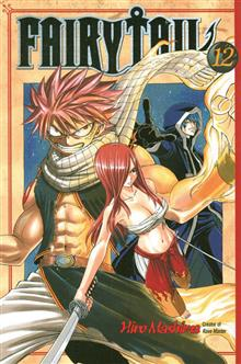 FAIRY TAIL GN KODANSHA ED VOL 12 (NOTE PRICE)