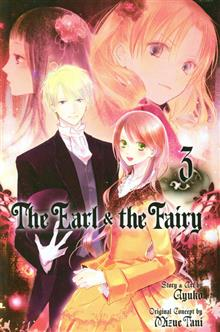 EARL AND FAIRY GN VOL 03