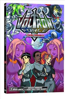 VOLTRON FORCE GN VOL 03