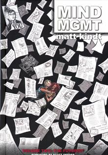 MIND MGMT HC VOL 02 FUTURIST