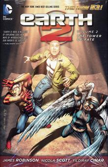 EARTH 2 HC VOL 02 THE TOWER OF FATE (N52)