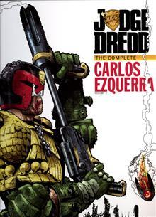 JUDGE DREDD COMPLETE CARLOS EZQUERRA HC VOL 02