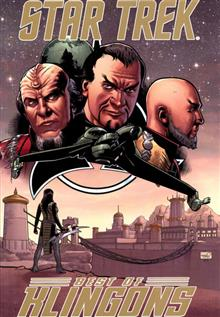 STAR TREK BEST OF KLINGONS TP