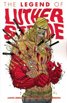 LEGEND OF LUTHER STRODE TP VOL 02 (MR)