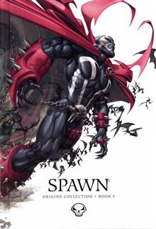 SPAWN ORIGINS HC VOL 09