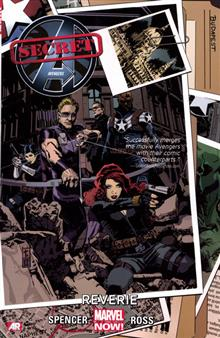 SECRET AVENGERS TP VOL 01 REVERIE TP NOW