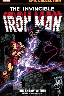IRON MAN EPIC COLLECTION TP ENEMY WITHIN