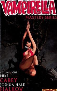 VAMPIRELLA MASTERS SERIES TP VOL 08 MIKE CAREY & M