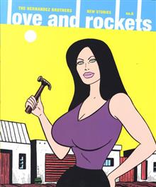 LOVE AND ROCKETS NEW STORIES TP VOL 06