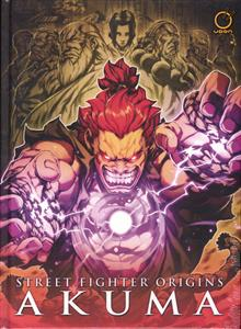 STREET FIGHTER ORIGINS AKUMA HC