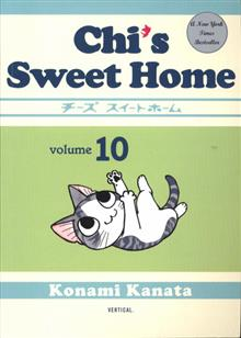 CHI SWEET HOME GN VOL 10