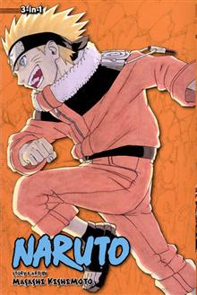 NARUTO 3IN1 ED TP VOL 06