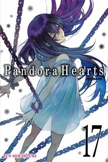 PANDORA HEARTS GN VOL 17