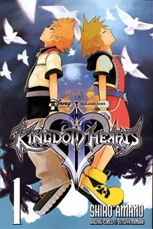 KINGDOM HEARTS II TP VOL 01
