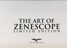 ART OF ZENESCOPE LTD ED SLIPCASE HC PX ED