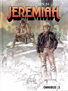 JEREMIAH OMNIBUS HC VOL 03
