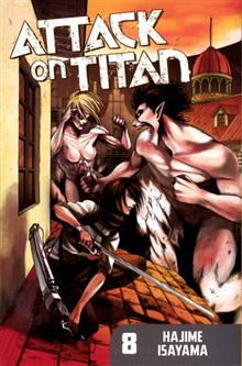 ATTACK ON TITAN GN VOL 08