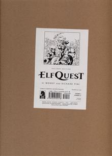 ELFQUEST ORIGINAL QUEST GALLERY ED HC