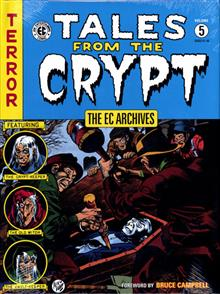EC ARCHIVES TALES FROM THE CRYPT HC VOL 05