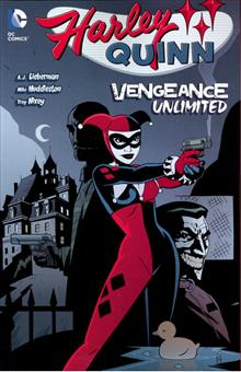 HARLEY QUINN VENGEANCE UNLIMITED TP