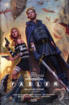 FABLES DELUXE EDITION HC VOL 09 (MR)