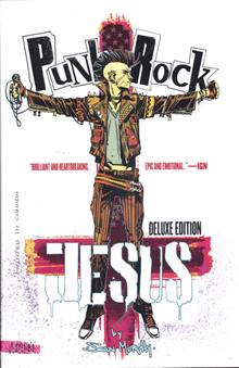 PUNK ROCK JESUS DELUXE EDITION HC (MR)