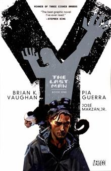 Y THE LAST MAN TP BOOK 01 (MR)