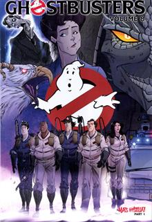 GHOSTBUSTERS ONGOING TP VOL 08 MASS HYSTERIA PT 1