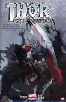 THOR GOD OF THUNDER HC VOL 01