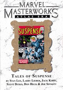 MMW ATLAS ERA TALES OF SUSPENSE TP VOL 01 DM VAR ED 68