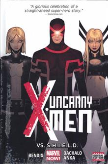 UNCANNY X-MEN PREM HC VOL 04 VS SHIELD