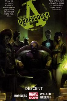 AVENGERS UNDERCOVER TP VOL 01 DESCENT
