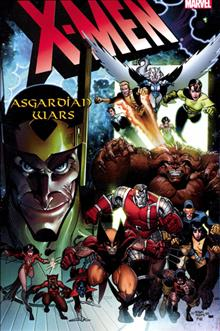 X-MEN TP ASGARDIAN WARS NEW PTG