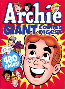 ARCHIE GIANT COMICS DIGEST TP