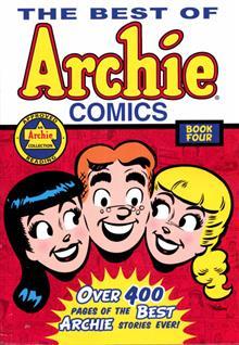 BEST OF ARCHIE COMICS TP VOL 04