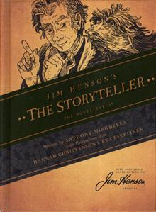 JIM HENSONS STORYTELLER HC NOVEL
