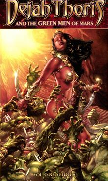 DEJAH THORIS & GREEN MEN OF MARS TP VOL 02 (MR)