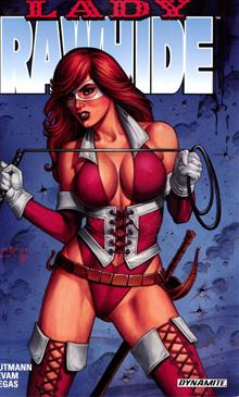 LADY RAWHIDE TP VOL 01