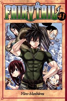 FAIRY TAIL GN VOL 41