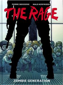THE RAGE HC VOL 01 (OF 2) ZOMBIE GENERATION