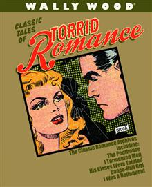 WALLY WOOD TORRID ROMANCE DLX SLIPCASED