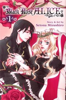 BLACK ROSE ALICE GN VOL 01 (MR)