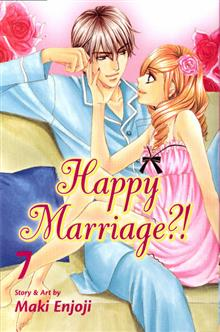 HAPPY MARRIAGE GN VOL 07 (MR)