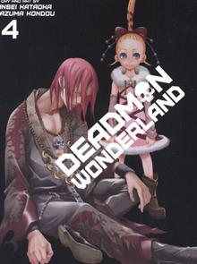 DEADMAN WONDERLAND GN VOL 04 (MR)